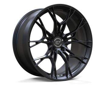 VR Forged D01 Wheel Matte Black 20x9.5 +38mm 5x120