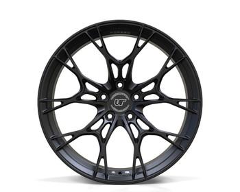 VR Forged D01 Wheel Matte Black 21x12 +35mm 5x114.3