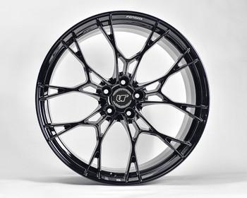 VR Forged D01 Wheel Gloss Black 21x12.5 +58mm 5x120