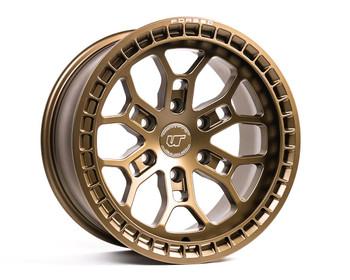 VR Forged D02 Wheel Satin Bronze 17x8.5 0mm 6x139.7