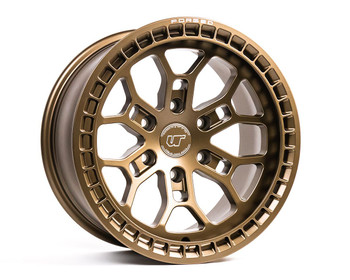 VR Forged D02 Wheel Satin Bronze 20x9 +12mm  6x135