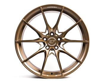 VR Forged D03 Wheel Satin Bronze  20x10 +30mm 5x114.3