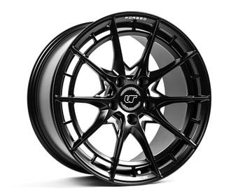 VR Forged D03-R Wheel Matte Black 18x9.5 +45mm 5x120