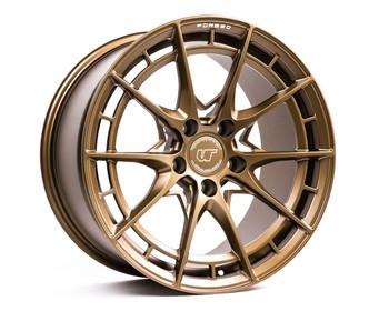 VR Forged D03-R Wheel Satin Bronze 18x9.5 +45mm 5x120