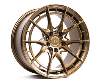 VR Forged D03-R Wheel Satin Bronze 19x9.5 +40mm 5x112