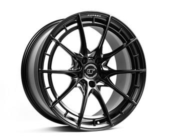 VR Forged D03-R Wheel Matte Black 20x11 +43mm 5x112