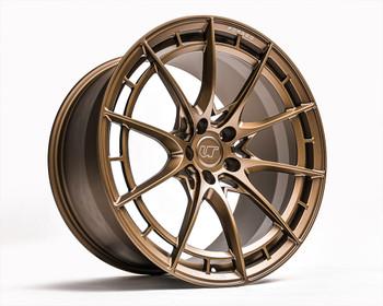 VR Forged D03-R Wheel Satin Bronze 20x11 +43mm 5x112