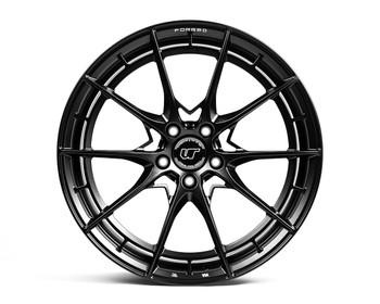 VR Forged D03-R Wheel Matte Black 20x9 +35mm 5x114.3