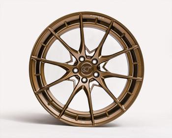 VR Forged D03-R Wheel Satin Bronze 20x9 +35mm 5x114.3