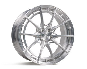 VR Forged D03-R Wheel Brushed 20x9.5 +20mm 5x120