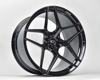 VR Forged D04 Wheel Matte Black 20x11 +37mm 5x120