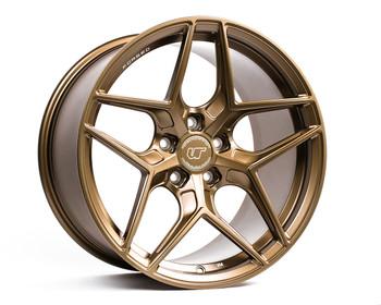 VR Forged D04 Wheel Satin Bronze 20x9 +32mm 5x112