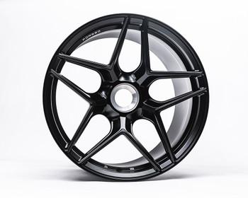 VR Forged D04 Wheel Matte Black 20x9 +45mm Centerlock