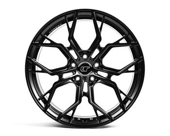 VR Forged D05 Wheel Matte Black 19x9.5 +40mm 5x112