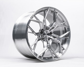 VR Forged D05 Wheel Brushed 20x8.5 +27mm 5x112