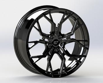 VR Forged D05 Wheel Gloss Black 21x11.5 +55mm 5x112