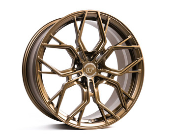 VR Forged D05 Wheel Satin Bronze 21x11.5 +55mm 5x112