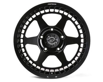 VR Forged D07 Wheel Matte Black 18x9 +12mm  5x150