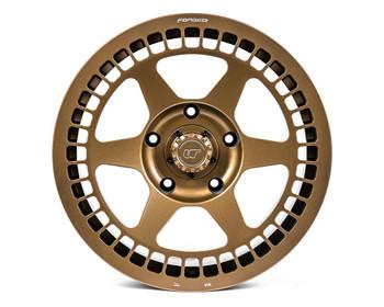 VR Forged D07 Wheel Satin Bronze  18x9 +12mm  5x150