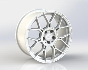VR Forged D09 Wheel Gloss White 18x9.5 +45mm 5x120