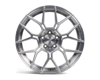 VR Forged D09 Wheel Brushed 20x10 +30mm 5x114.3