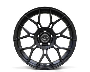 VR Forged D09 Wheel Matte Black 20x12 +25mm 5x114.3
