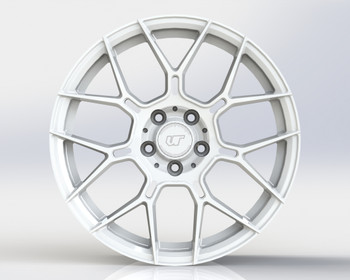 VR Forged D09 Wheel Gloss White 20x9.5 +20mm 5x120