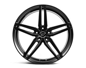 VR Forged D10 Wheel Matte Black 20x11 +37mm 5x120