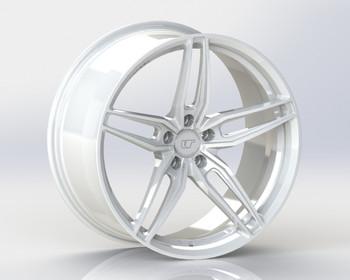 VR Forged D10 Wheel Gloss White 20x9.5 +37mm 5x112