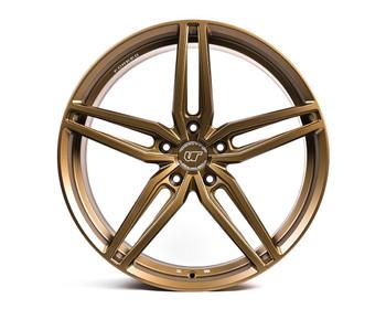 VR Forged D10 Wheel Satin Bronze 22x10 +56mm 5x130