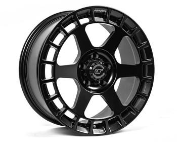 VR Forged D14 Wheel Matte Black 17x8 +30mm 5x108