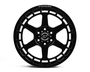 VR Forged D14 Wheel Matte Black 17x8.5 0mm 6x139.7