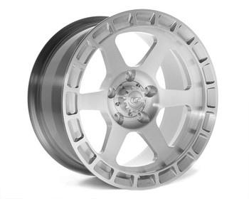 VR Forged D14 Wheel Brushed 17x8.5 -1mm 5x127