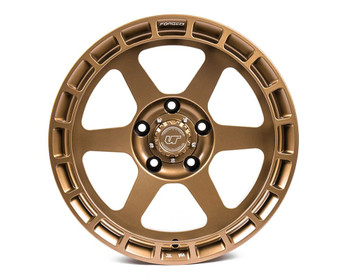 VR Forged D14 Wheel Satin Bronze 17x8.5 -1mm 5x127