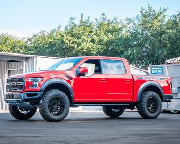 VR Forged D02 Wheel Package Ford Raptor | F-150 20x9 Matte Black