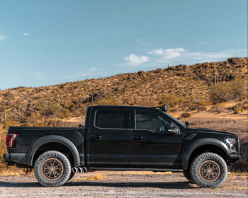 VR Forged D02 Wheel Package Ford Raptor | F-150 20x9 Satin Bronze