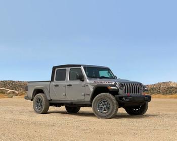 VR Forged D14 Wheel Package Jeep Wrangler JK JL | Gladiator 17x8.5 Gunmetal