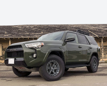 VR Forged D14 Wheel Package Toyota Tacoma | 4Runner 17x8.5 Gunmetal