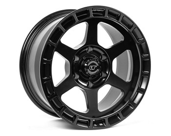 VR Forged D14 Wheel Package Toyota Tacoma | 4Runner 17x8.5 Matte Black