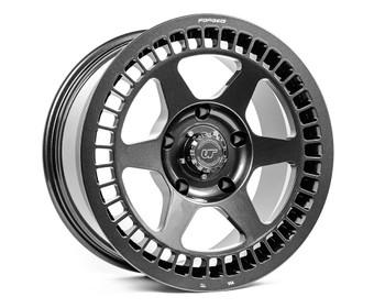 VR Forged D07 Wheel Package Toyota Tundra | Land Cruiser 18x9 Gunmetal