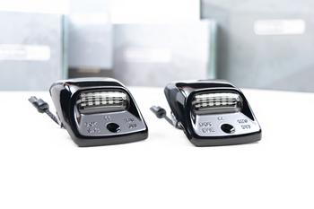 Morimoto XB LED LIcense Plate Lights for 2005-2015 Toyota Tacoma & 2000-2013 Toyota Tundra