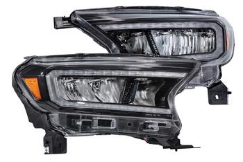 GTR Lighting Carbide LED Headlights for 2019+ Ford Ranger