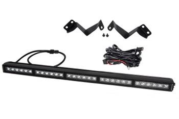 Diode Dynamics SS30 Stealth Lightbar Kit for 2016-2021 Toyota Tacoma, White Driving