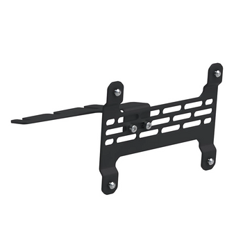 BuiltRight Industries License Plate Relocation Kit for 2021+ Ford Bronco  (Modular Steel Bumper)