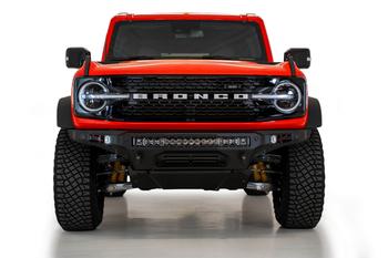 Addictive Desert Designs 2021-2022 Ford Bronco Stealth Fighter Front Bumper