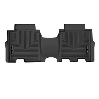 Husky X-Act Contour 2nd Seat (4 Door) Floor Liner for 2021+ Ford Bronco