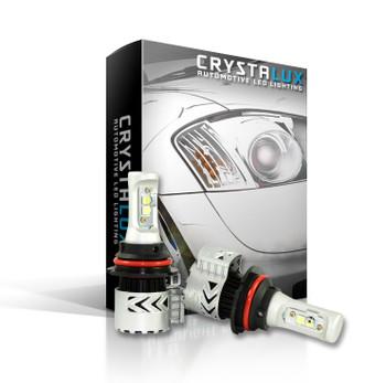 CrystaLux LED Headlight Bulbs (9007) for Ford F-150 (1997-2003)