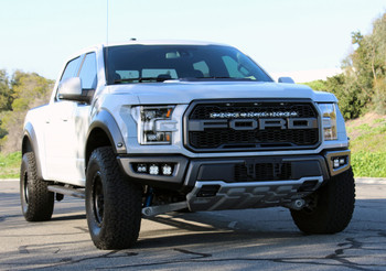 "Baja Designs Ford, Raptor 2017+ Fog Pocket Kit ""Sportsmen"""