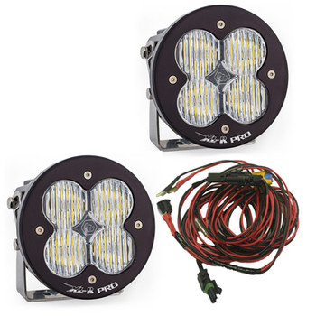 Baja Designs XL-R Pro, Pair Wide Cornering LED