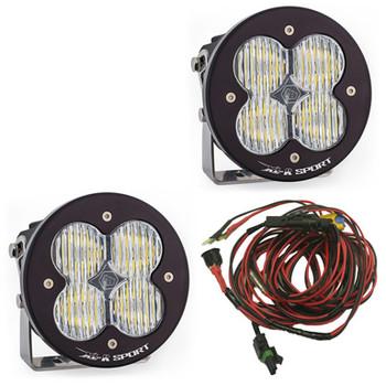 Baja Designs XL-R Sport, Pair Wide Cornering LED